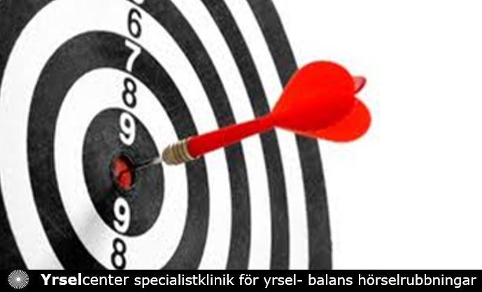 Yrselcenter yrselklinik specialisersad på yrsel- och balanssjukdomar